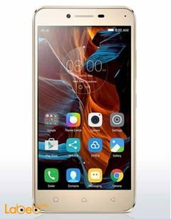 Lenovo K5 Plus - 16GB - 5inch - 13MP - Dual SIM - gold - A6020a46