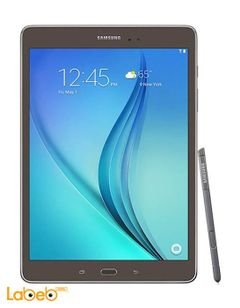 سامسونج جلاكسي تاب A مع S Pen  – ذاكرة 16جيجابايت – 4G – اسود