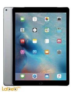 أبل آي باد برو - 128 جيجابايت - 12.9 انش - WIfi - اسود - iPad Pro