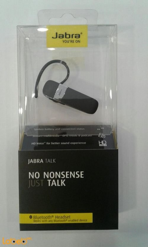 JABRA TALK Headset Connect 2 devices