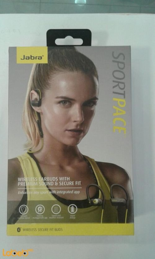 Jabra Sport Pace headset
