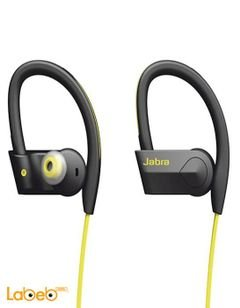 Jabra Sport Pace headset - Bluetooth 4.1 - yellow color