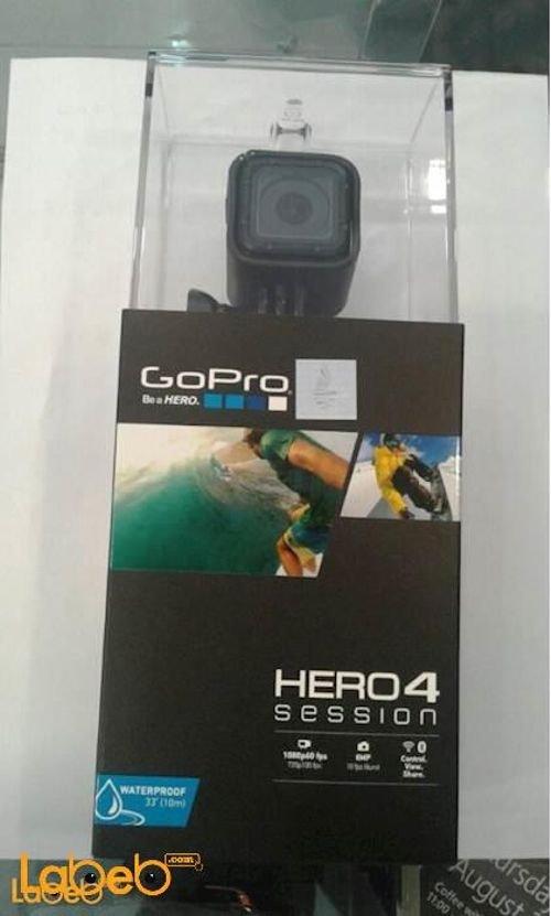 كاميرا جوبرو هيرو سيشن 8 ميجابكسل اسود HERO Session