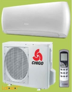 Chigo Air conditioner - 1 Ton - Midwall Split Inverter - CS-35V3A