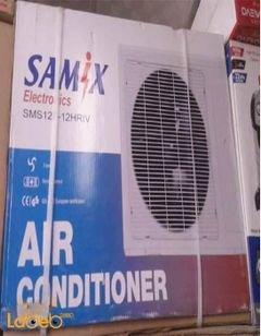 مكيف هواء نوع سامكس - حجم 2 طن - يعمل حامي بارد - oms 12f-24hriv
