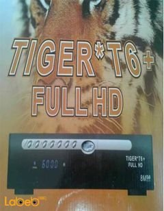 Tiger T6+ receiver - Full HD1080P - USB - WIFI - HDMI