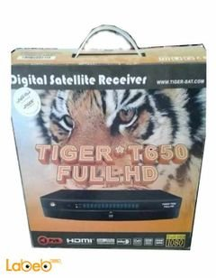 Tiger T650 receiver - Full HD1080P - USB - WIFI - HDMI