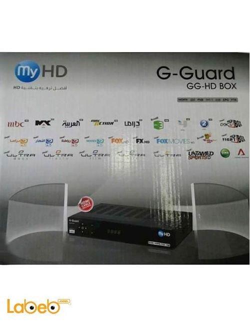 رسيفر جي جوارد GG-HD Box