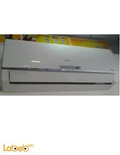 GREE Split air conditioner - 1 Ton - white - GWH12NB model