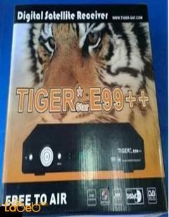 Tiger receiver E99++ HD - Full HD - 1080P - 4000chanels