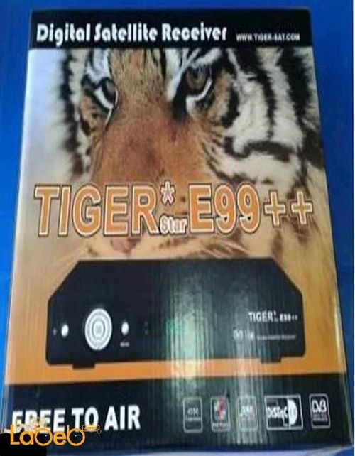 Tiger receiver E99++ HDs