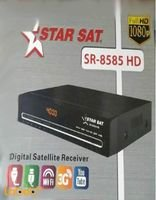 رسيفر ستار سات فل اتش دي SR-8585 HD