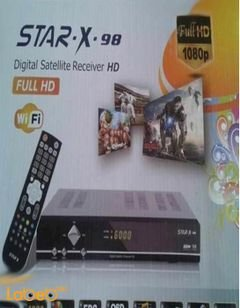 Star X 98 Full HD Receiver - 4000 channel - 1080P - Star-X-98 model