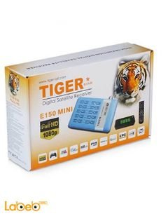 Tiger Full HD reciever - 1080P - 6000 channel - E150 Mini model