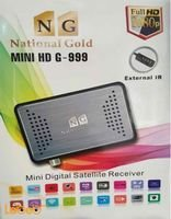 رسيفر ناشيونال جولد ميني HD G-999