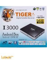 Tiger I3000 Android DVB-S2 Arabic IPTV Box