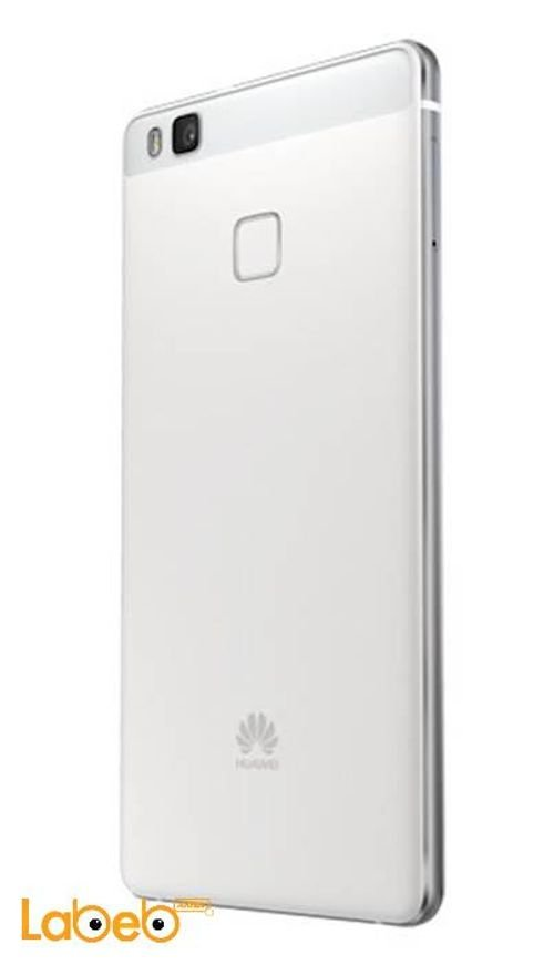 side Huawei P9 Lite smartphone 16GB 5.2 inch white VNS-L31
