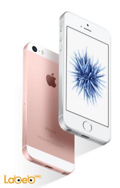 موبايل ايفون اس اي - 16 جيجابايت - وردي مذهب - 4 انش - iPhone SE
