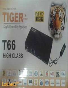 Tiger star T66 High Class HD Resiver - Full HD - 1080P - T66