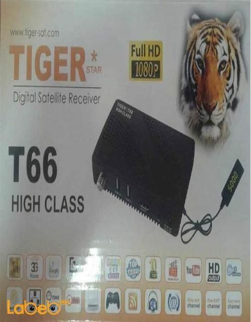 Tiger star T66 High Class HD Resiver