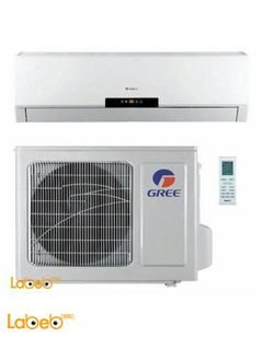 GREE Split air conditioner - 1.5 Ton - white - GM18L0-V model