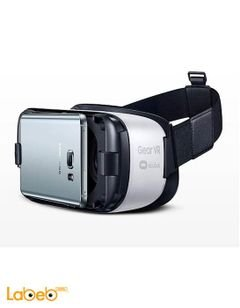 Samsung gear-vr - 3D - A Super AMOLED display - white color