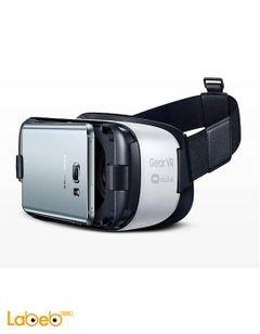 نظارة سامسونج جير في ار - ثلاثية الابعاد - لون ابيض - gear-vr