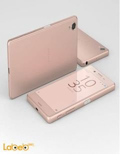 Sony Xperia X smartphone - 64GB - Full HD - Dual - Rose Gold