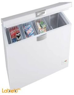 Beko Chest Freezer - 451 Liters - white color - HSA 47520 model