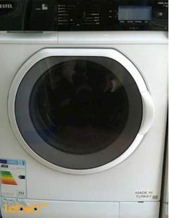 vestel washing machine - 7KG - 1200rpm - WHITE - Aramides 1070 W
