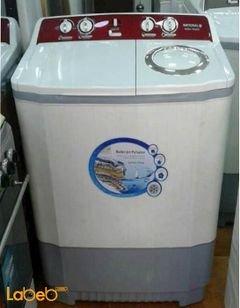 National One Twin Tup washing machine - 10kg - NWM-16000S model