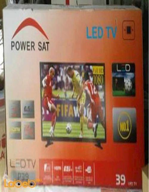 Power Sat LCD TV Full HD 39inch P39 model