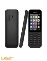 Nokia 215 mobile Dual sim Black