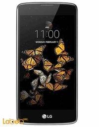 موبايل ال جي K8 LTE ذاكرة 8 جيجابايت لون أسود وذهبي