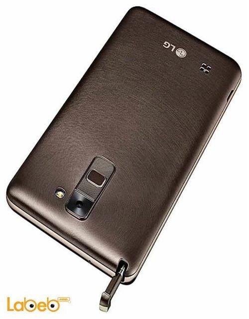 موبايل ال جي ستايلوس 2 لون بني LG K520DY