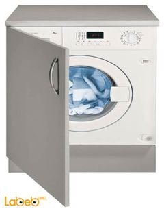 Teka Washing Machine - 7Kg - 1200 rpm - white color - model LI4 1270