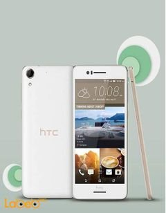موبايل HTC ديزاير 728 - 16 جيجابايت - 5.5 انش - ذهبي مورد