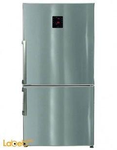 Teka Bottom Freezer Refrigerator - 320 liters - Stainless Steel