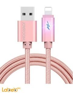JOYROOM Charge and Data Snyc - Iphone 6 - Pink color - JR-S118