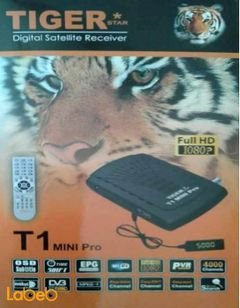 Tiger receiver T1 MINI pro - Full HD - 1080P - 4000 channel