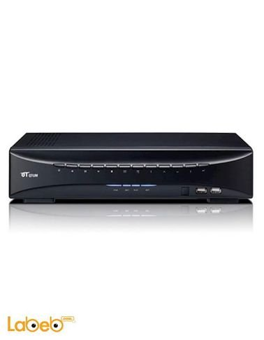 جهاز تسجيل كاميرات مراقبة 1080p - QTUM - موديل HD-SDI DVR HY1083