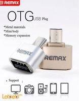 remax otg usb plug
