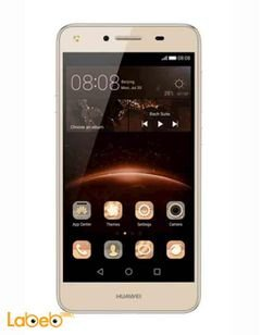 HUAWEI Y5ii Smartphone - 8GB - 5 inch - 8MP - gold color