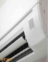 National west Split air conditioner 1.5 ton NCF-18HR7 model