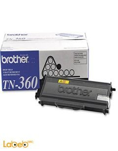 Brother Toner - black Ink Color - up to 2600 pages - TN-360