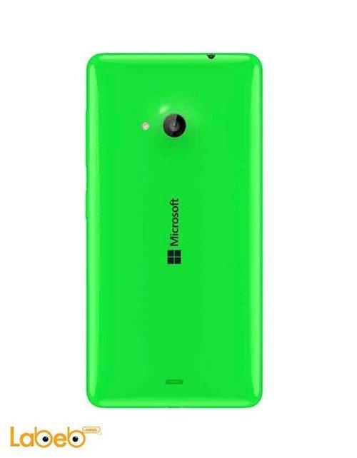 موبايل ميكروسوفت لوميا 535  8 جيجابايت أخضر Lumia 535