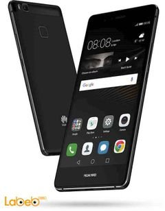 Huawei P9 Lite smartphone - 16GB - 5.2 inch - black color