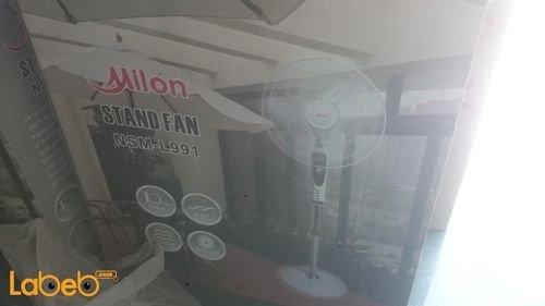 مروحة عامودية Milon حجم 18 انش NSM-L991