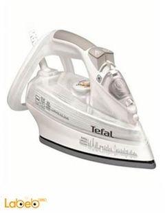 Tefal Steam Iron - 2300watt - White color - FV3845EO model