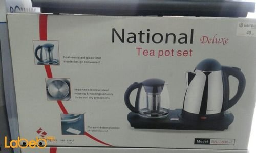 National Deluxe Tea post set SN-3836-T Model